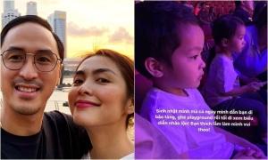 Hà Tăng chia sẻ nhiều ảnh 'độc' trong sinh nhật