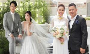 7 đám cưới người nổi tiếng trong tháng 11
