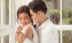 Đông Nhi: 'Tôi hồi hộp khi chụp ảnh cưới'