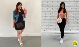 Vừa xem phim vừa tập thể dục giúp cô gái Singapore giảm 21 kg