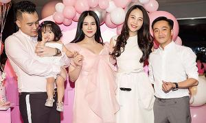 Diệp Lâm Anh mở tiệc sinh nhật con gái