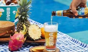 Bia đa sắc vị Bira 91 ra mắt tại Việt Nam