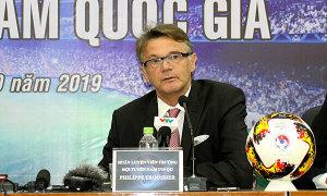 'Phù thủy trắng' hướng Việt Nam dự World Cup 2026