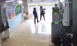 Cựu trung uý công an bị cáo buộc nổ súng cướp ngân hàng