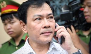 Nguyễn Hữu Linh bị tuyên y án 18 tháng tù
