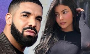 Kylie Jenner nảy nở tình cảm với rapper Drake