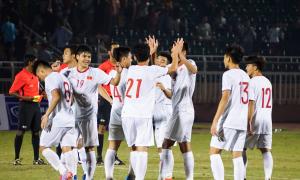U19 Việt Nam giành vé dự Cup châu Á
