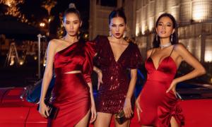Đầm đi tiệc tôn dáng cho phái đẹp