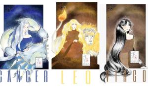Ba cung hoàng đạo nổi tiếng yếu đuối trong tình yêu