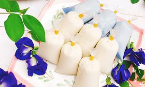 Kem túi sầu riêng sữa dừa