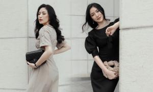 Mai Thanh Hà gợi ý chọn đầm công sở
