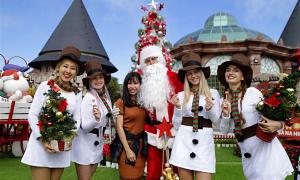 Lễ hội mùa đông phong cách châu Âu tại Bà Nà Hills