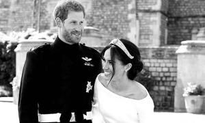 Nhà Harry kỷ niệm 2 năm công bố đính hôn