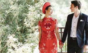 Hồ sơ tiệc cưới của Á hậu Hoàng Oanh