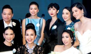 Dàn sao dự tiệc từ thiện của Ngô Thanh Vân