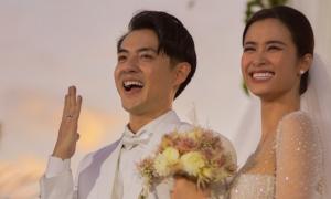 Sao Việt gặp sự cố trong đám cưới