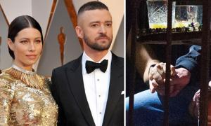 Justin Timberlake xin lỗi vợ vì nghi án ngoại tình