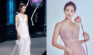 Những lần Hoa hậu Khánh Vân diện váy cưới