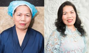 Trâm Nguyễn bật mí công nghệ làm đẹp cho phụ nữ U60