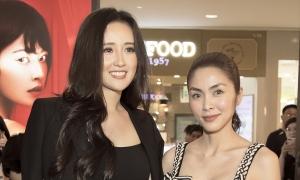 Tăng Thanh Hà xem phim của Mai Phương Thúy