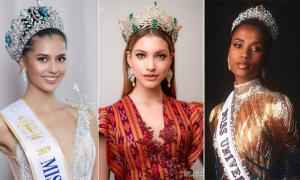 6 nữ hoàng sắc đẹp quốc tế năm 2019