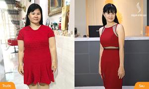 Kinh nghiệm giảm 10 kg trước Tết của chị em U40