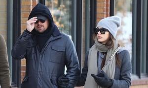 Leonardo DiCaprio đi shopping với bồ trẻ