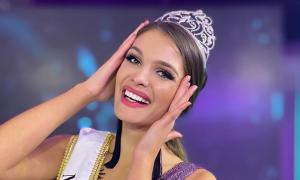 Người đẹp Hungary đăng quang Hoa hậu Liên lục địa 2019