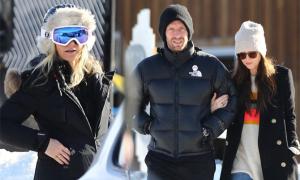 Gwyneth Paltrow đi chơi cùng bạn gái của chồng cũ