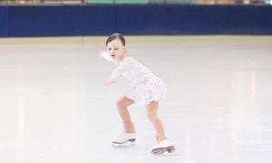 Hình ảnh ấn tượng tại Giải trượt băng nghệ thuật cúp Vincom