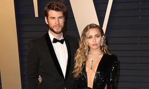 Miley Cyrus và Liam Hemsworth đạt thỏa thuận ly hôn