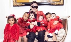 Đỗ Mạnh Cường bán hàng online nuôi 6 con