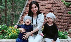 Elly Trần không hối hận vì lấy chồng sớm