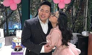 Quang Lê dự tiệc sinh nhật Phương Mỹ Chi