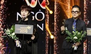 Dàn sao ngỡ ngàng nhận giải 'Ngôi sao của năm'