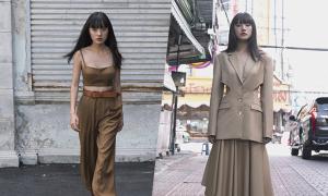 Thanh Vy gợi ý trang phục dạo phố
