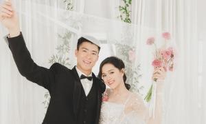 Hồ sơ tiệc cưới của Duy Mạnh