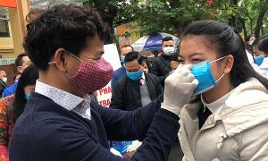 Sao Việt chung tay ngăn dịch bệnh