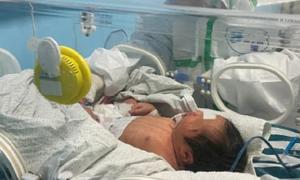 Sản phụ nhiễm nCoV nghi lây cho thai nhi
