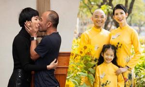 Xuân Lan tận hưởng hạnh phúc sau kết hôn