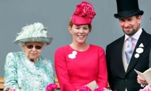Cháu trai lớn của Nữ hoàng sắp ly dị
