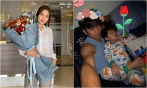 Ngọc Lan chúc Thanh Bình nhanh lấy vợ mới