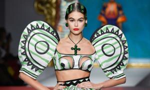 10 người mẫu thế hệ mới catwalk đẹp nhất
