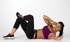 7 động tác siết chặt vòng eo