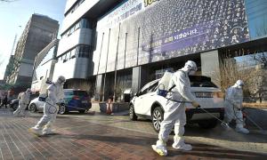 Hàn Quốc phát hiện 142 ca nCoV mới