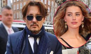 Johnny Depp lộ tin nhắn dọa dìm chết Amber Heard