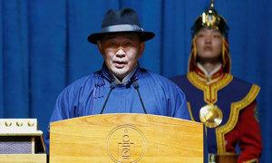 Tổng thống Mông Cổ bị cách ly sau khi thăm Trung Quốc