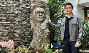 Ảnh sao 29/2: Quang Dũng thăm nhà cố nhạc sĩ Trịnh Công Sơn