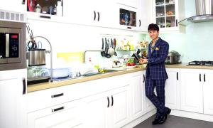 Căn hộ 5 tỷ đồng của 'vua nhạc sàn' Lương Gia Huy