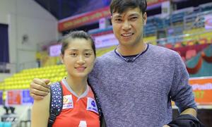Cặp đôi đẹp nhất làng bóng chuyền Việt có con đầu lòng